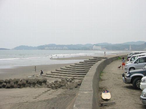 曽山寺ビーチ