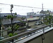 雨かぁ...
